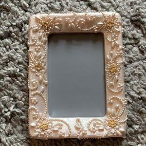 Italien pearl frame